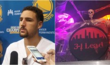 'Childish & Disrespectful' is What Klay Thompson Calls The Cavs Trolling Them Losing 3-1 Series Lead