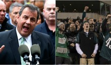 "Chris Christie Calls Philadelphia Eagles Fans ""Angry, Awful People"" (Audio)"