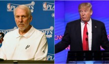 Gregg Popovich Goes OFF on Trump, Calling Him Misogynistic, Xenophobic & Racist (Video)