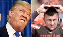 Johnny Manziel Gives President Donald Trump Twitter Advice to Handle Haters, Then Deletes His Twitter Account