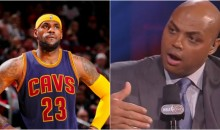 Barkley on 'Whiny' LeBron Wanting Help: 'P*sses Me Off. He Wants Everybody? He Doesn't Want to Compete?' (Video)