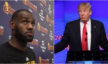 LeBron on Questionable All-Star Voting: 'There's Always Goofy Votes. Donald Trump Is Our President'
