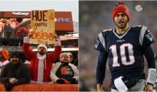 Report: Browns Will Try To Trade For Patriots Backup QB Jimmy Garoppolo