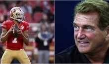 Joe Theismann slams 49ers for giving Colin Kaepernick Courage Award: 'What Has He Inspired?'
