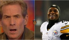 LISTEN:  Le'Veon Bell Drops Skip Bayless Diss Track 'Shrimp Bayless.' (Audio)