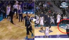 Russell Westbrook Hits Ref in the Head With Basketball (Video)