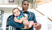 Cam Newton Dedicates Heartfelt, Poetic Video To His Son (Video)