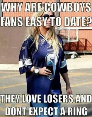 Cowboys meme 14 314x400 20 great anti cowboys memes ahead of today's playoff game vs,Cowboys Memes