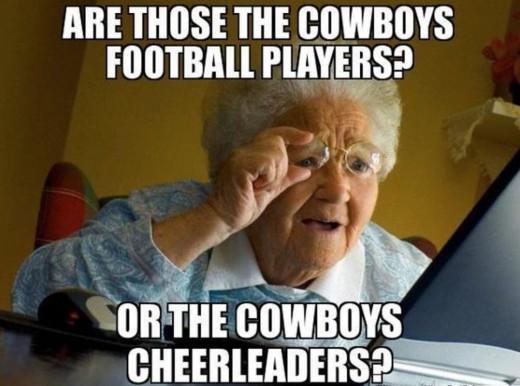 Cowboys meme 7 520x386 20 great anti cowboys memes ahead of today's playoff game vs,Cowboys Memes