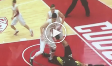 Oregon's Dillon Brooks Ejected After Kicking Opponent In The Balls (Video)