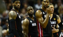 "Bosh is Hoping He & Wade Can Be LeBron's ""Help"" in Cleveland Next Season"
