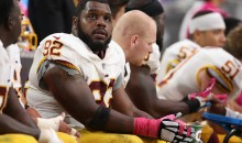 Redskins DL Chris Baker Says Cops Pulled Him Over & Asked For His EBT Card For Identification