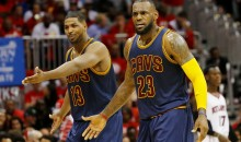 Tristan Thompson on LeBron Wanting HELP: 'Play With Whoever the Hell We Got Right Now & Win Some Games'