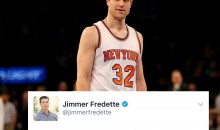 Jimmer Fredette Says He's Quitting Basketball Because He's Gay & Has a Boyfriend (He Was Hacked)