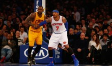 The Cavaliers Are Reportedly Interested in Carmelo Anthony, But Won't Give Up Kevin Love