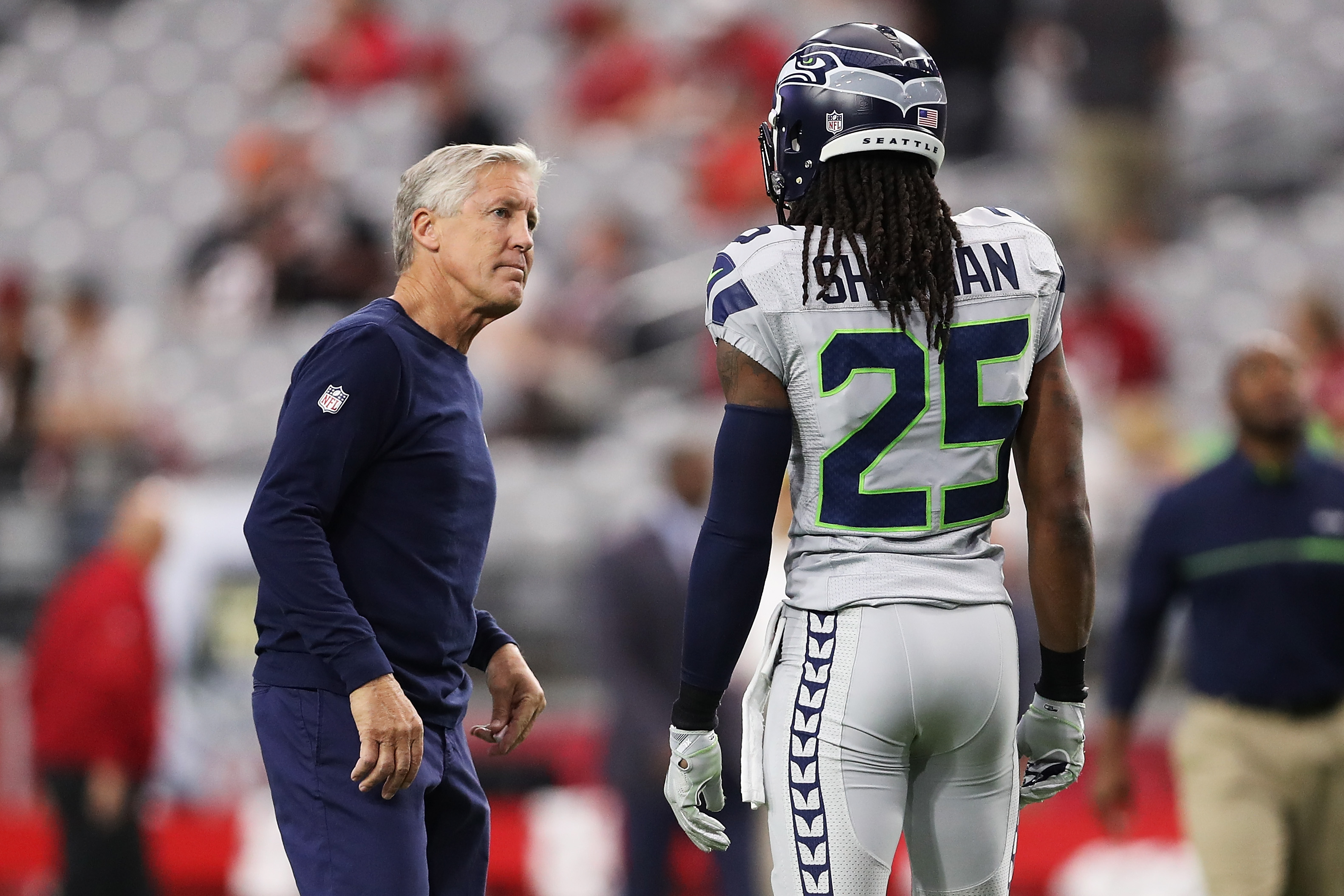 Seahawks could lose draft pick for failing to disclose Sherman injury