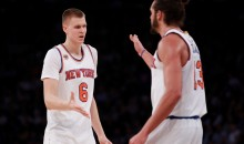 Porzingis Allegedly Liked an IG Comment Calling Joakim Noah a Trash Player (PIC)
