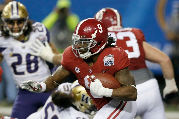 Chick-fil-A Peach Bowl - Washington v Alabama