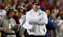 The Redskins Have Reportedly Fired Almost EVERYBODY on Their Defensive Coaching Staff