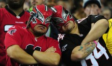 Falcons Instruct Their Fans to Wear Black and Red All Weekend (Tweet)