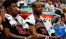 Taj Gibson: 'Younger Bulls Want Dwyane Wade To Practice More'