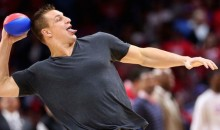 Rob Gronkowski Missing a Free-Throw to Keep the Score at 69 is the Most Gronk Thing Ever
