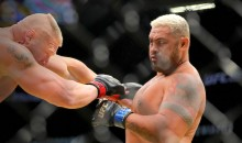 Mark Hunt Sues UFC and Brock Lesnar Over Lesnar's Failed Drug Tests