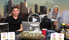 Nick Diaz Kicks it With Snoop Dogg In Episode of Weed-Fueled Web Series (Video)