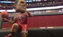 Rajon Rondo Benched On His Own Bobblehead Night