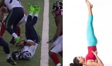 Internet DESTROYS Russell Wilson With Photoshops of His Safety (PICS)