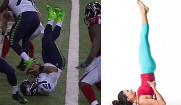 Russell Wilson Safety Photoshop