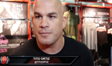 Tito Ortiz Claims He Knew Rousey Would Lose, Bet $50k Against Her (Video)