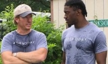 RGIII's Reality Show Appearance on HGTV Gave Us a Bromance in the Making (Video)