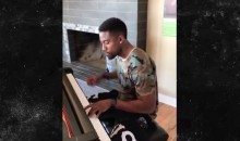 Raiders Punter Marquette King Tear Up a Maroon 5 Cover on Piano (Video)