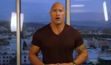 The Rock Playfully Slams Tom Brady for His Impression of Him on Facebook (Videos)
