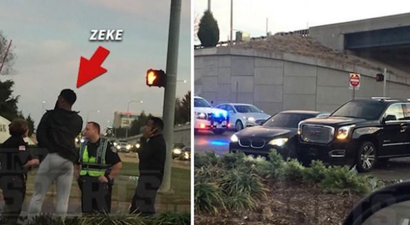Zeke Accident