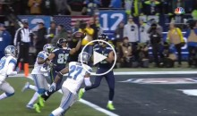 Doug Baldwin Steals a Touchdown From His Own Teammate (Video)