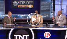 Charles Barkley Wonders Why TNT is Showing the Terrible New York Knicks on TV (Video)