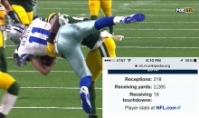 Dallas Cowboys WR Cole Beasley Time of Death Updated After Big Hit (PIC)