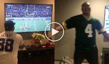 Cowboys 'Fan' Immediately Hops on Packers Bandwagon After Loss (Video)
