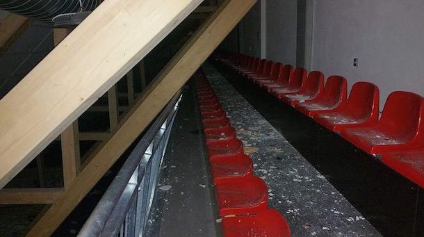 czech gym collapse 2