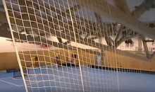 Gymnasium Roof Collapses During Youth Sporting Event in Czech Republic (Video)