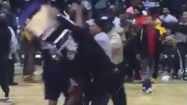 SIAC suspends 15 players for Division II brawl