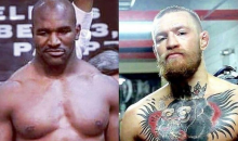 For $25M, 54-Year-Old Evander Holyfield Says He'll Squash Conor McGregor