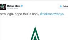 Dallas Stars Troll The LA Chargers For Their Unoriginal Logo (PIC)
