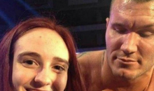 Fan Wants a Picture With WWE's Randy Orton, He Stares at Her Breasts Instead (PIC)