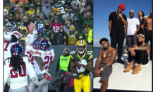 Giants DB Donte Deayon Tweets Trey Songz During Game to Stop Speaking on His Teammates Being on a Yacht