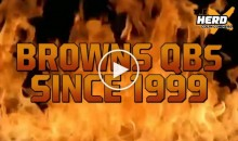 Billy Joel Parody Breaks Down Sad History of All The Browns QBs' Since 1999 (Video)