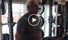 Ric Flair Deadlifts 400 Pounds At Age 67 (Video)