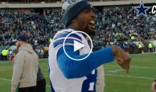 "Mic'd Up: Dez Bryant to Philly Fans: ""Y'all Make Sure Y'all Watch Us While Y'all at Home"" (Video)"